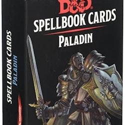 D&D 5th Spell Deck Paladin