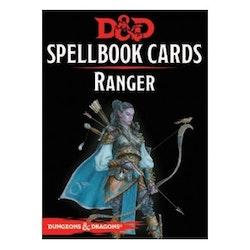 D&D 5th Spell Deck Ranger