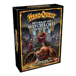 Heroquest Exp Return of Witchlord