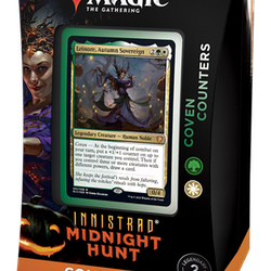 Magic Innis Midnight Hunt Commander Coven Counters