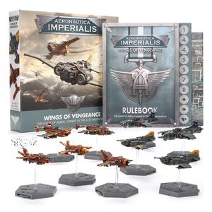 Aeronautica Imperialis: Wings of Vengeance Core Box
