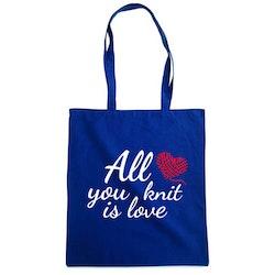 All you knit is love bærenett