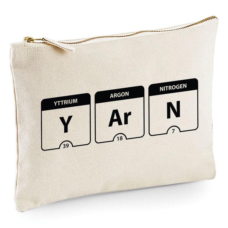YARN periodisk system prosjektmappe natur