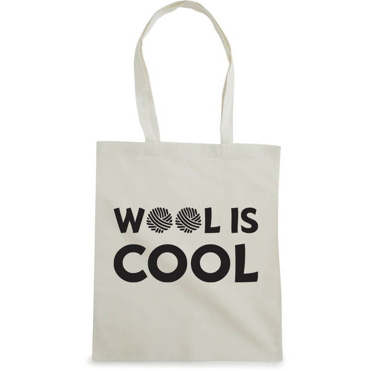 Wool is cool bærenett natur