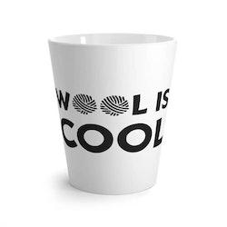 Wool is cool lattekrus