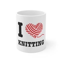 I love knitting krus