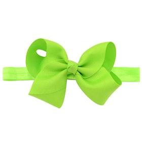 Hårband - Fairy Bow Green