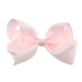 Hårklämma - Fancy Bow Pearl