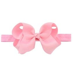 Hårband - Fairy Bow Baby Pink