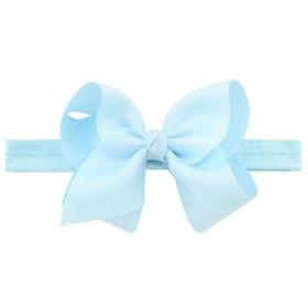 Hårband - Fairy Bow Baby Blue