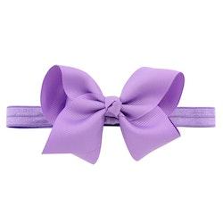 Hårband - Fairy Bow Lilac