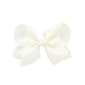 Hårklämma - Fancy Bow Snow White