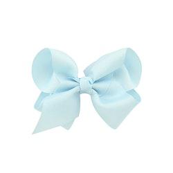 Hårklämma - Fancy Bow Baby Blue