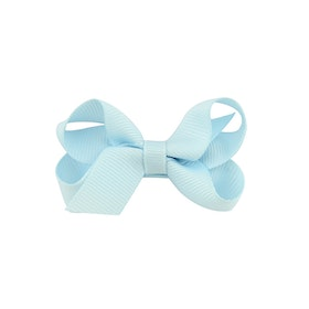 Hårklämma - Mini Bow Baby Blue