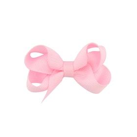 Hårklämma - Mini Bow Baby Pink