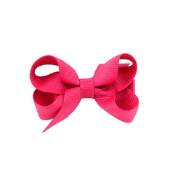 Hårklämma - Mini Bow Candy