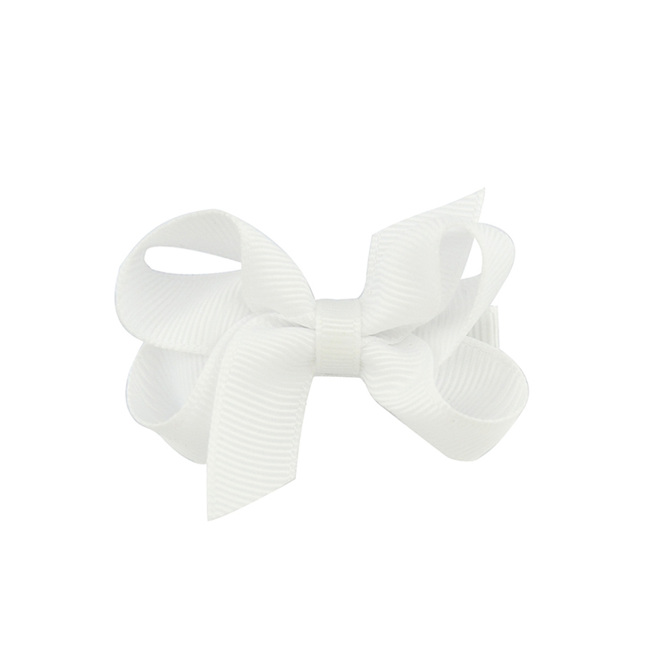 Hårklämma - Mini Bow Snow White