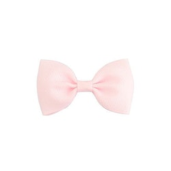 Hårklämma - Grace Bow Baby Pink