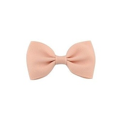 Hårklämma - Grace Bow Dusty Pink
