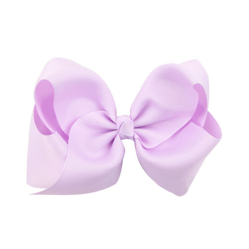 Hårklämma - Fancy Bow Lavendel