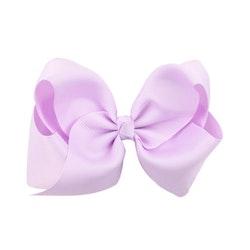 Hårklämma - Fancy Bow Lavendel