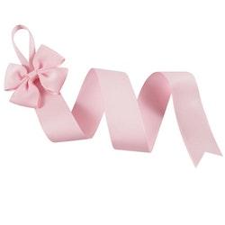 Ellie Rosettband Baby Pink