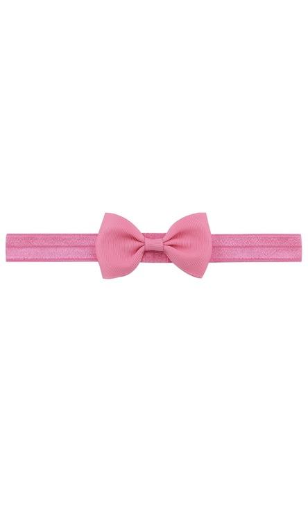 Hårband - Grace Bow Pink