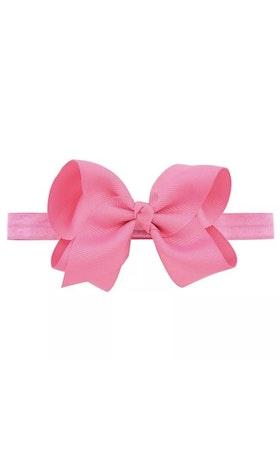 Hårband - Fairy Bow Pink