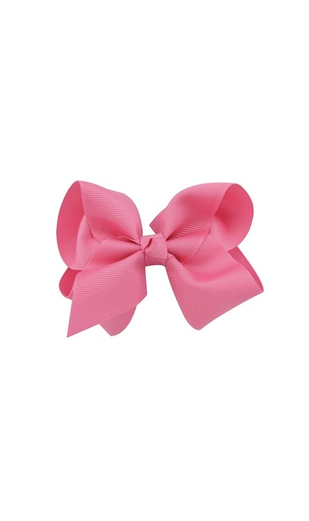 Hårklämma - Fancy Bow Pink