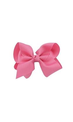 Hårklämma - Fancy Bow Pink
