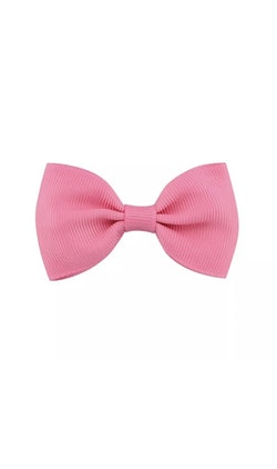 Hårklämma - Grace Bow Pink