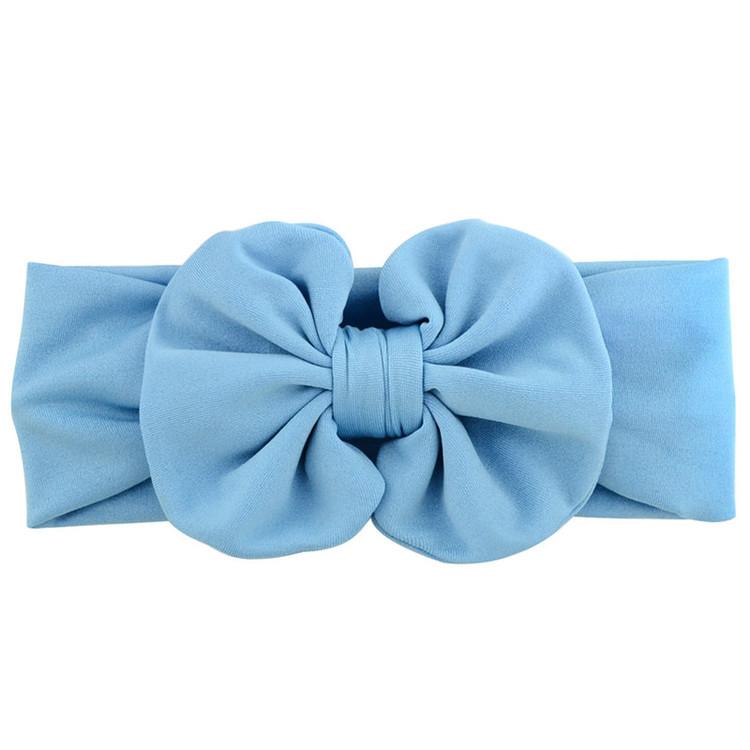 Hårband - Mimmi Bow Blue