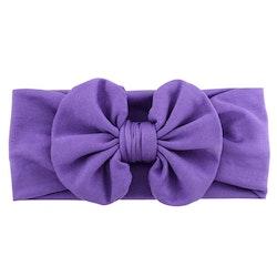 Hårband - Mimmi Bow Lilac
