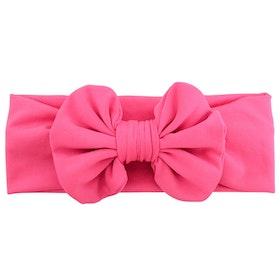 Hårband - Mimmi Bow Pink
