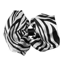 Hårklämma - Cicci Bow White Tiger