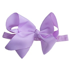 Hårband - Fairy Bow Lavendel