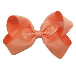 Hårklämma - Fancy Bow Coralle