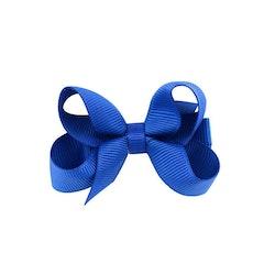 Hårklämma - Mini Bow Ocean