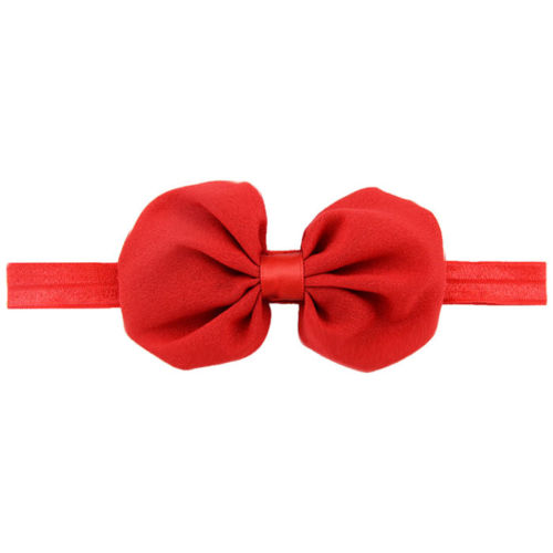 Hårband - Nelly Bow Red Rose
