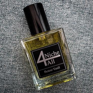 Benzo Vanil 30ml