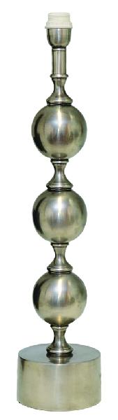 Charlotta Lampfot Hög 60 cm