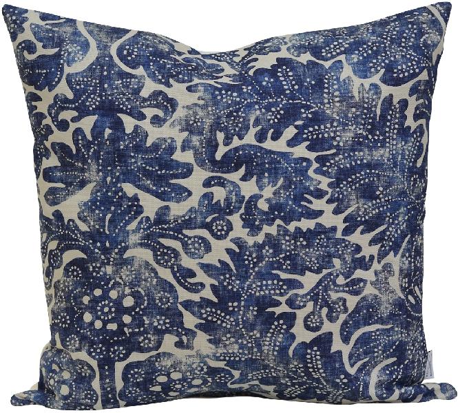Pigalle Batik Kuddfodral Blå Ralph Lauren