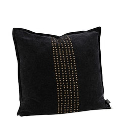 KELLY STUDS BLACK Cushioncover, Artwood