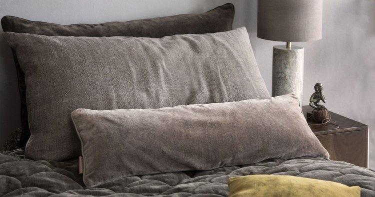 Cozy Living - Lampfot Ella Marmor