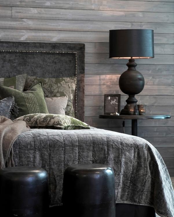 Artwood - Lazio bordslampa svart