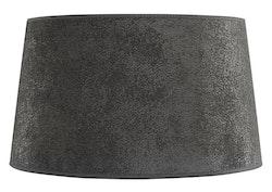 Artwood - Classic lampskärm i grå mocka