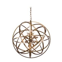 Artwood - NEST taklampa i mässing stor