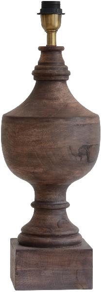 Hallbergs -  Nomad lampfot i trä