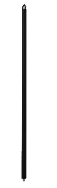 Hallbergs - Rör till Perla Svart 30 cm