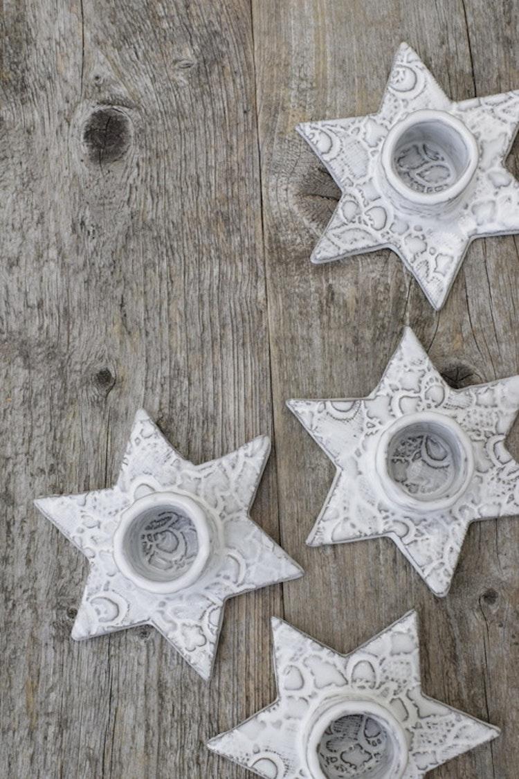 Little star - mönstrad